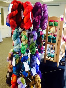 Perran Yarns at St Agnes Community Market in 2015