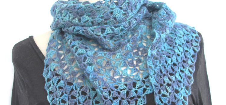 Light and Lacy Crochet Shawl – Pattern Tips