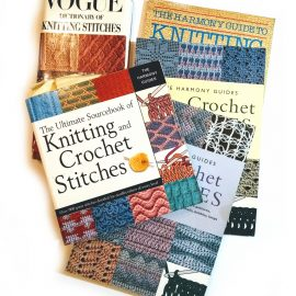 Favourite stitch dictionaries