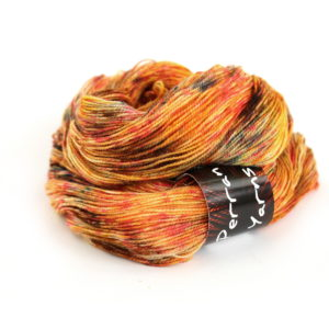4ply Sparkle in shade Sunset On The Lizard