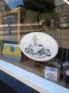 Purl A Row yarn shop in Lostwithiel