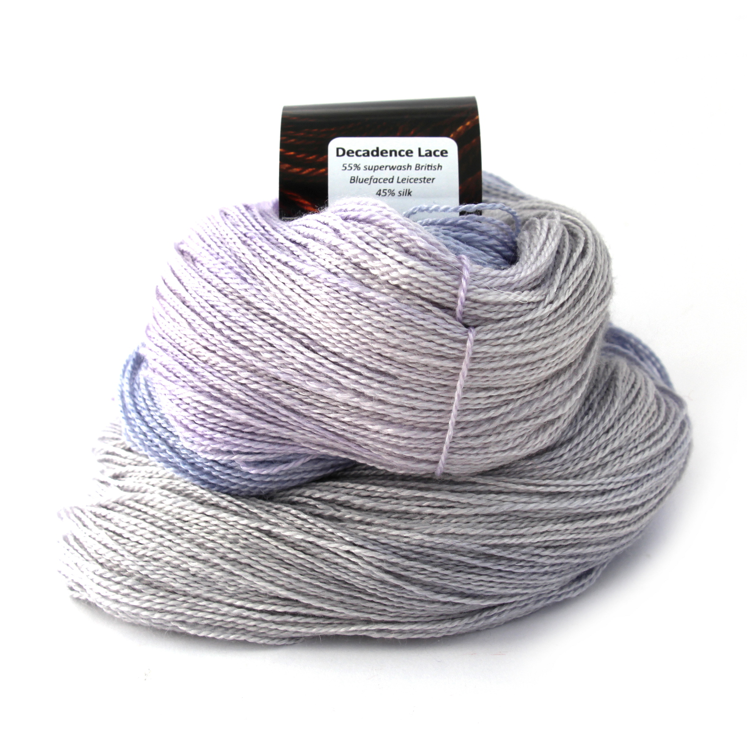 New heavier laceweight yarns