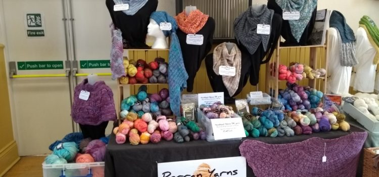 Buckfastleigh Wool Gathering Mar 2019