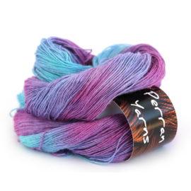 Meet the new linen bamboo blend vegan yarn!
