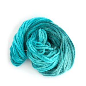 Chunky Merino Chainette in shade Teal Temptation