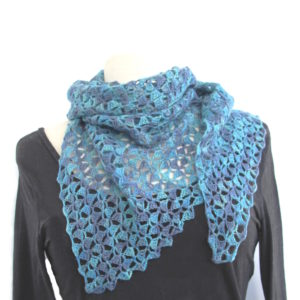 Light & Lacy Shawl Crochet Kit