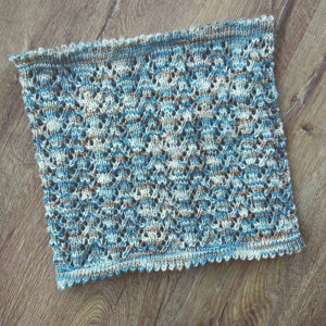Sandy Shore Cowl Knit Kit
