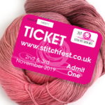 StitchFest ticket giveaway