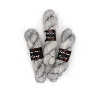 Aran Merino Silk in shdae Cumulus