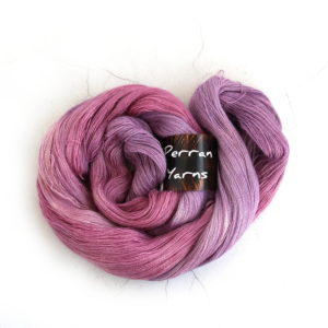 heavenly Lace in shade Blackcurrant Sorbet