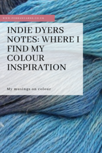 Where I find my colour inspiration
