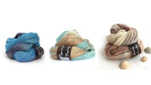 Sea themed yarns