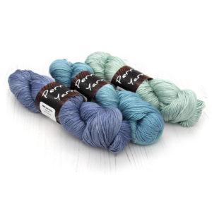 4ply Silk Seacell yarn