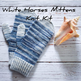 A new collaborative kit – White Horses Mittens